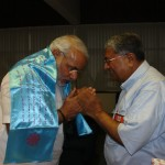 Sahebji with Narendrabhai Modiji
